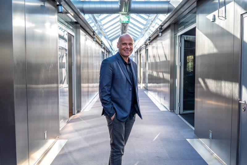 """Christophe Pellier, Managing director de l'agence Smile : """"La crise a accéléré les processus de décision"""""""
